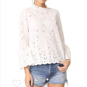 Ulla Johnson Grace blouse 2